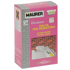 Maurer Edi Quick Dry Mortar (Box 5 kg.)