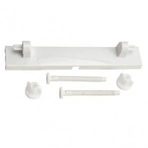 Set of Accessories For Toilet Seat