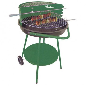 Papillon Apache Round Barbecue with Pan 54 cm.