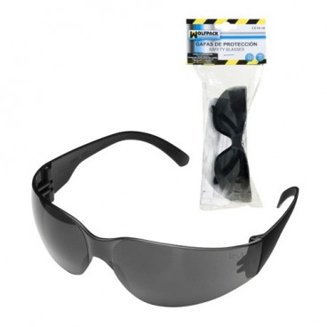 Grey Sport Protective Glasses En166