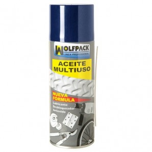Wolfpack multiuso Triple Action Spray Oil 520 g.