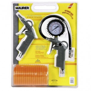 Compressed Air - Kit Accessories Compressor Maurer 3 Pieces