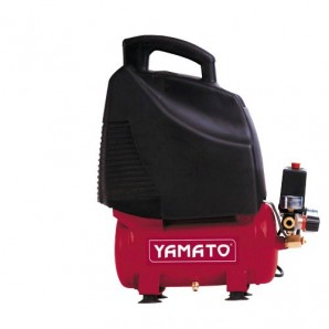 Compressed Air - Compressor Yamato 6 Liters 1,5 hp Oil-free