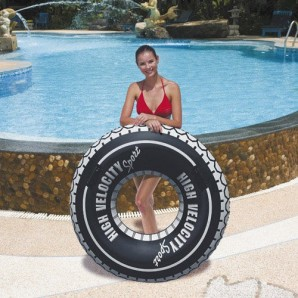 Tyre Ring Float 119 cm.
