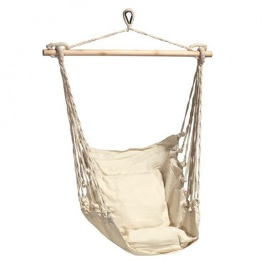 Natural Colour Hanging Chair Hammock