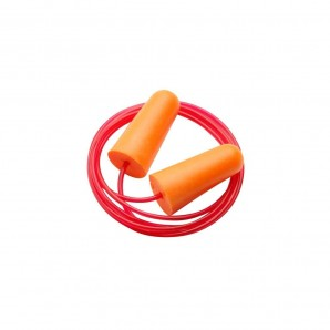 Approved Ear Plugs With Cord (Box 50 Pairs)