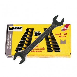 Set of Fixed Maurer Spanners 12 Pieces