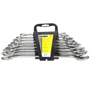 Set of Fixed Maurer Eco Spanners 12 Pieces