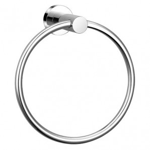 Maurer Stainless Steel Towel Ring 16x7 cm.