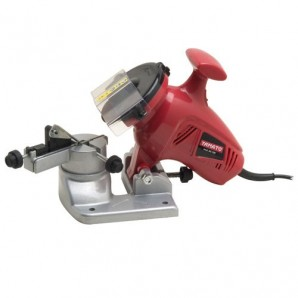 Electric Chainsaw Chain Sharpener 100 mm.