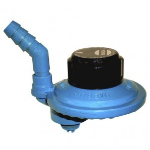 Rotary Regulating Tap M16 (Blue bottle)