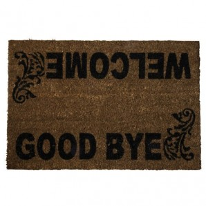 Doormat Oryx Fibre Coconut Welcome 40x60 cm.