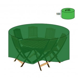Table Cover / Set Diameter 185x100 cm.