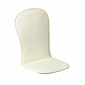 Cushion For Low Armchair 95x42x1.5 cm. Beige