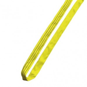 Flat Sling Double Band 3000 Kg. / 5 Metres Yellow