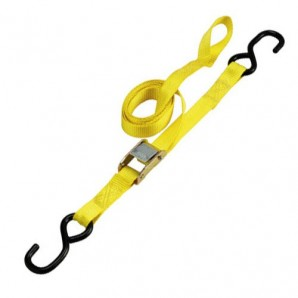 Wolfpack Ratchet 2 metres with 2 Hooks (Blister pack 2 pieces)