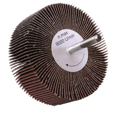Maurer Flap Wheel 120 grit 60x20 mm.