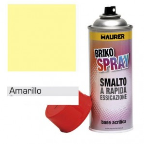 Maurer Light Yellow Traffic Spray 400 ml.
