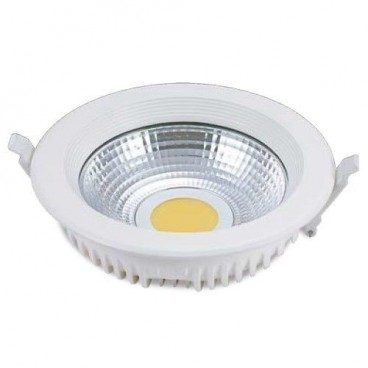 Round recessed LED downlight 25W 2200lm 4200K white GSC 0701975