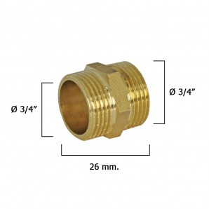Fittings and joints - 6040