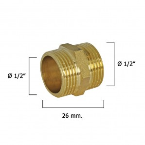 Fittings and joints - 6043