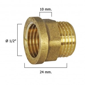 Fittings and joints - 6054