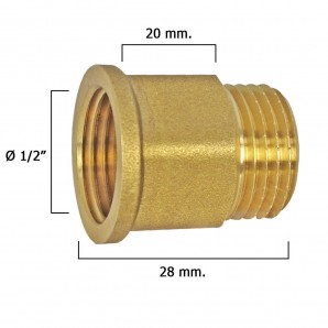 Fittings and joints - 6056