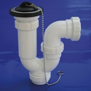 Extendable sump trap T-30-C 1 1/2