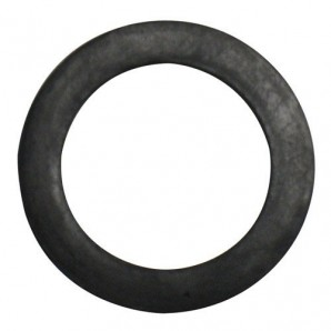 "1"" wide 30x20x2 mm Flat Rubber Gasket. 100-unit bag"