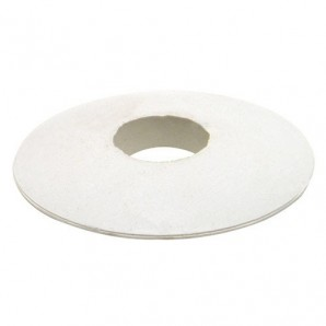 Cone-shaped Rubber Washer 1""