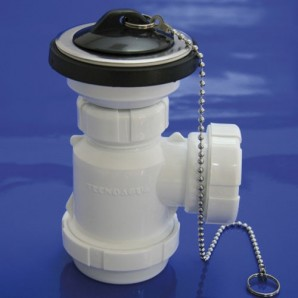 Extendable sump bottle 1 1/2 T-3