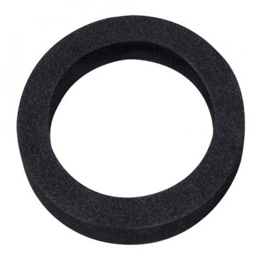 Cistern / Toilet Rubber Connector 110x80x16 mm. Flat
