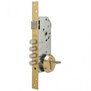 Tesa Security Lock R100B566 Enamel