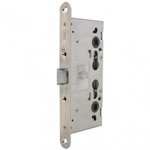 Tesa lock Anti panic Cf60/65 mm. zinc front