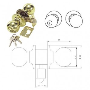 Knobs and handles - 6712