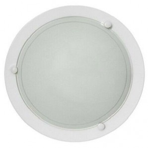 Round Ceiling Ceiling 1xE27 29cm white GSC 0,701,936