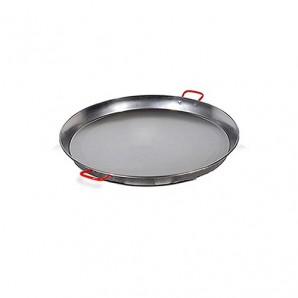 32-cm Valencian Paella Pan. Polished For 5 People