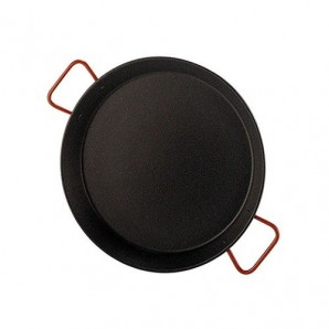 34-cm Non-Stick Valencian Paella Pan For 6 People.