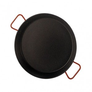 42-cm Non-Stick Valencian Paella Pan For 10 People.
