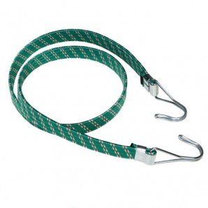 Reinforced piatto gomma Bungee Cord 1,5 metro