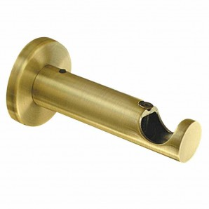 Soporte Zirconio Central 20 mm. Bronce Viejo