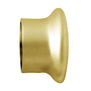 Terminal Zirconio 20 mm. Tapon Bronce Viejo (Blister 2 Unidades)