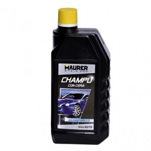 Cleaner Auto Carrozzeria con Wax 1 L