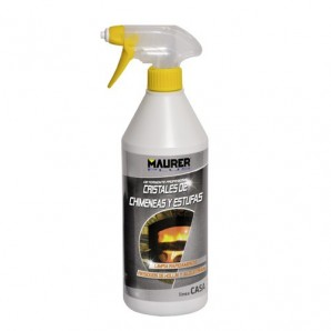 Maurer Camino e riscaldatori Cleaner 750 ml. con spray