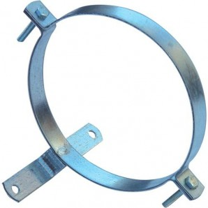 Soffit / Reductions and Clamps stove - 8676
