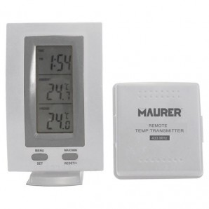 Comprar Thermometer Oryx Weather Station Wireless online