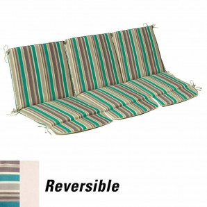 Cushion For Swing Seat 90x160x5 cm. Stripes with removable cover