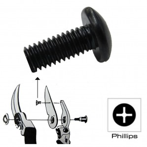 Samurai Secateurs Replacement Fastening Screw KS-4T