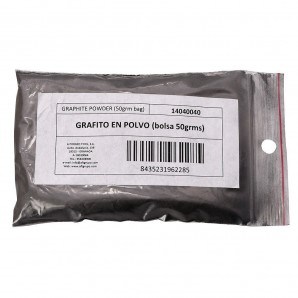 Graphite powder (50 gram bag)