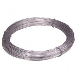 Galvanized wire - 9598
